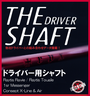 THE SHAFT DRIVER